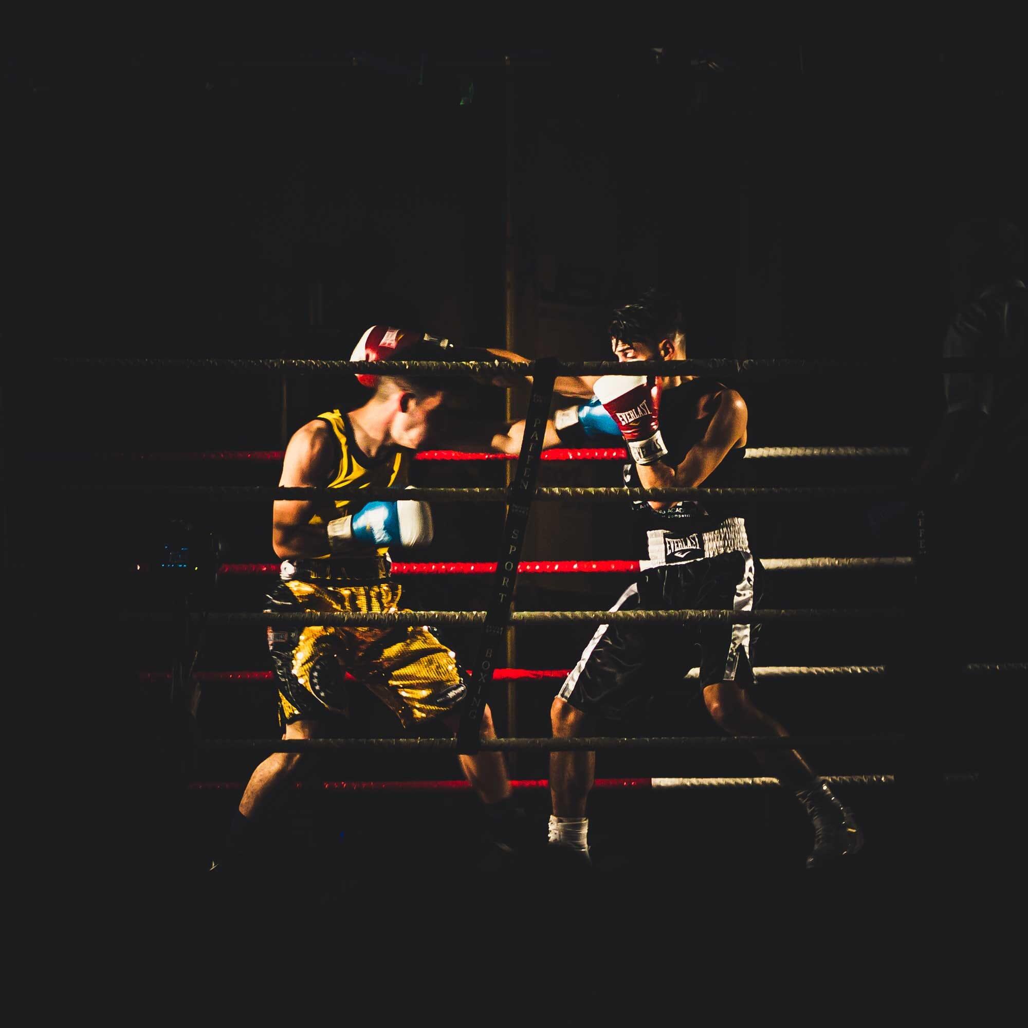 Event Combat de Boxe à Bruxelles