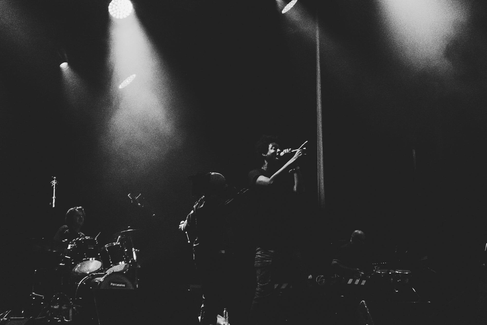 Concert SKIP - Cirque de Bruxelles