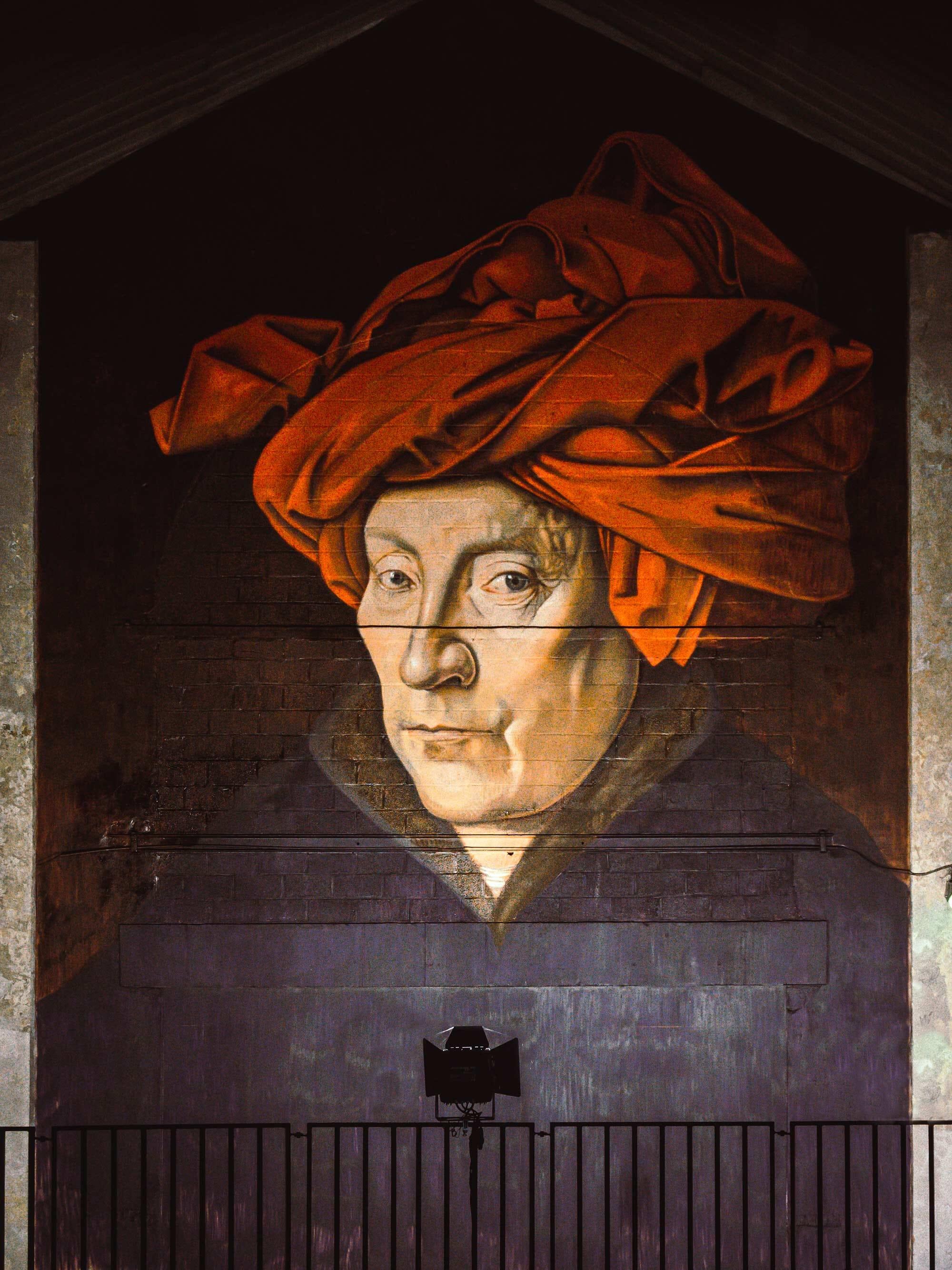 Graffiti - Strokar Inside à Bruxelles