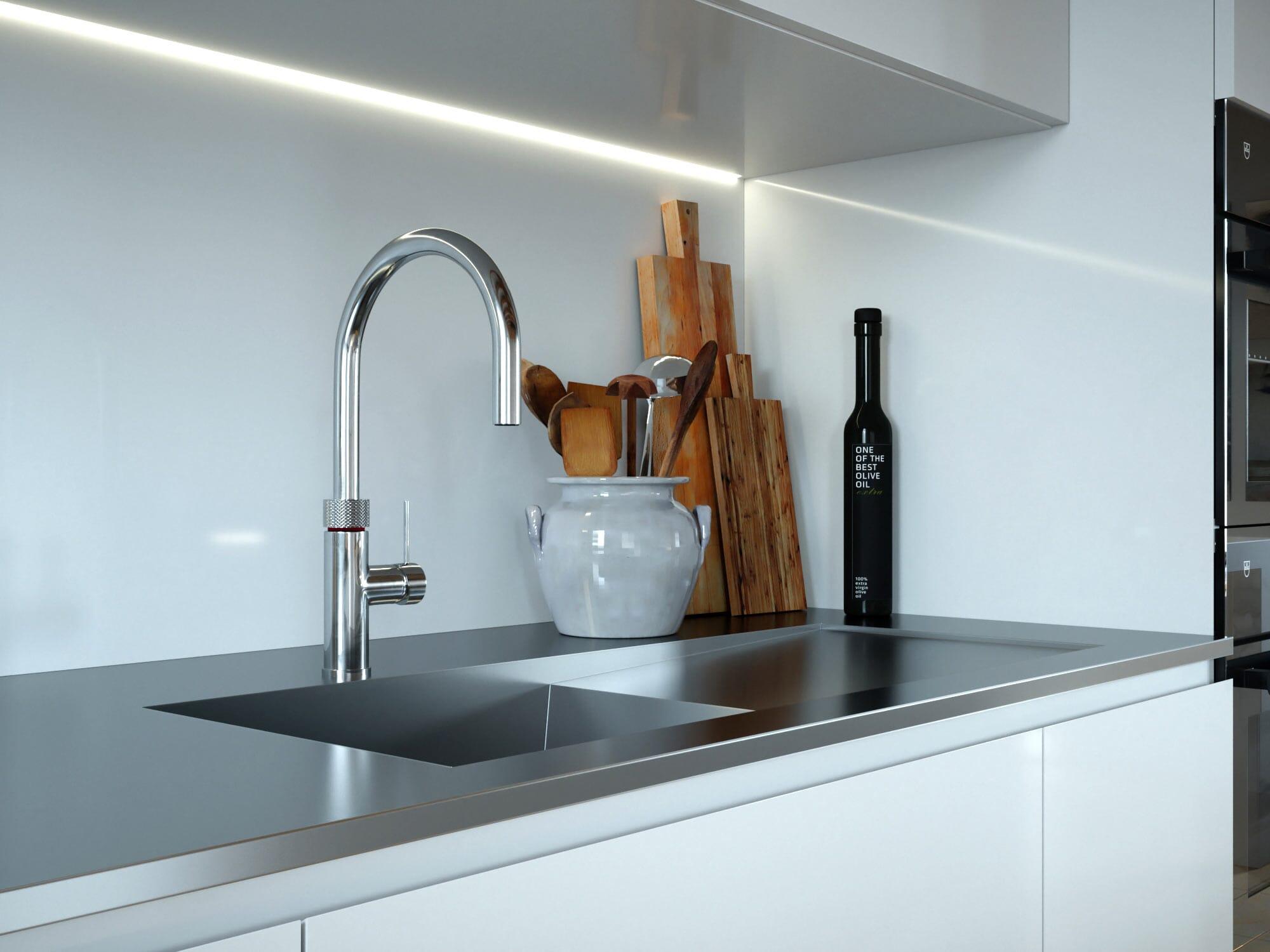 Image 3D Projet de cuisine